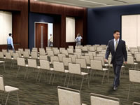 Cobo Meeting Rooms